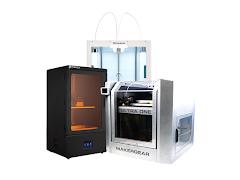 Large Volume 3D Printers