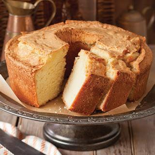 Classic Cold-Oven Pound Cake Recipe