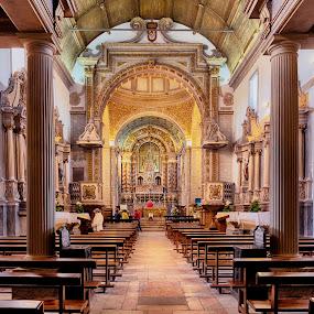 Nossa Senhora da Nazaré  Church by Ana Paula Filipe - Buildings & Architecture Places of Worship ( sitio, nazaré, church, history, building )