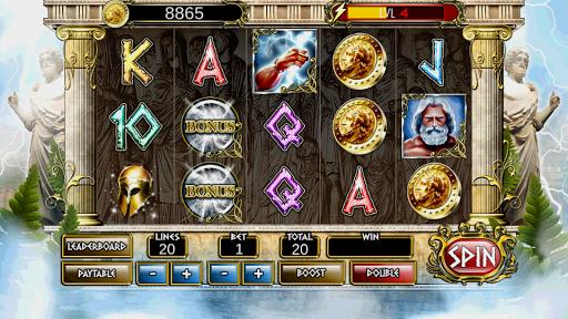 Slot Machine: Zeus 2.9 screenshots 9
