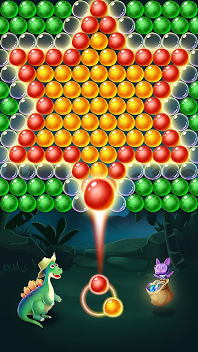 Bubble shooter - Free bubble games - screenshot
