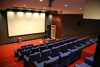 Photo: The Screening Room at YouTube Space LA