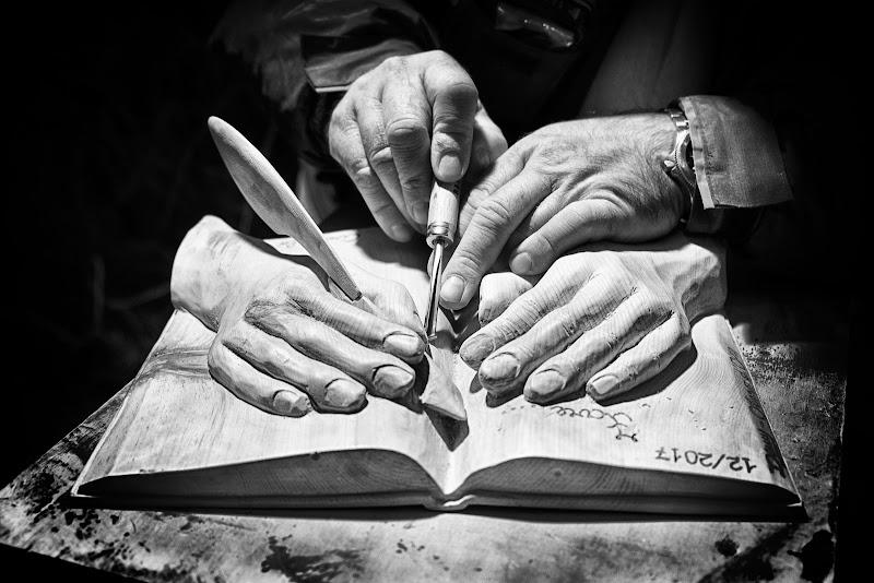 Mani fatte per creare... di maurizio_varisco