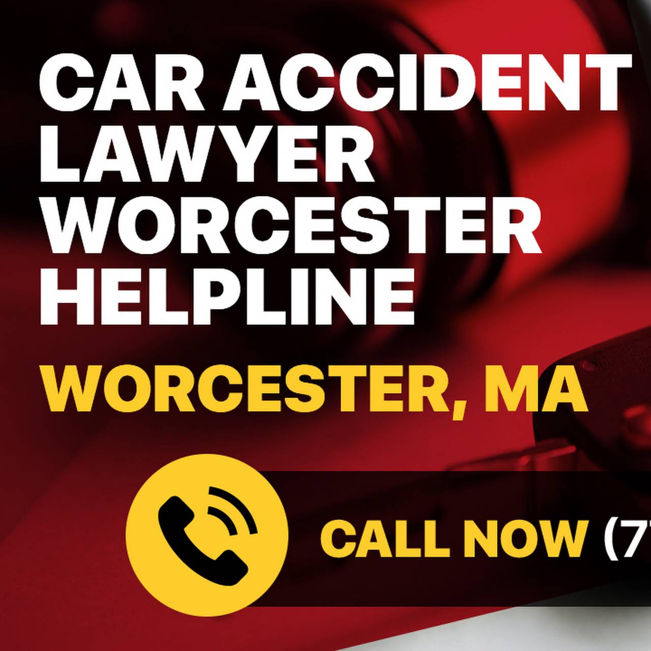 Worcester Car Accident Yesterday