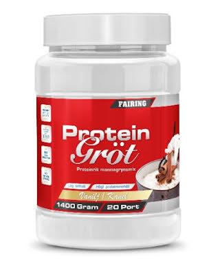 Fairing Proteingröt 1400g