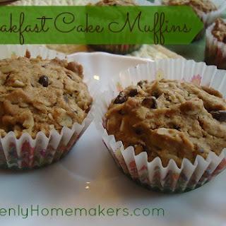 Breakfast Cake Muffins