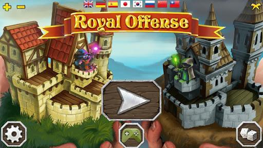 Royal Offense screenshots 1