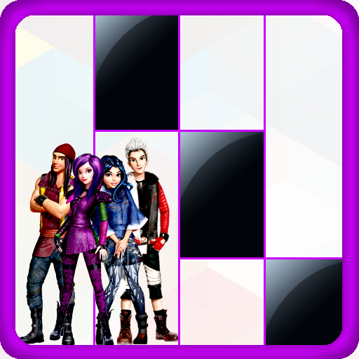 Descendants 2 Piano Game APK indir