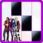 Descendants 2 Piano Game
