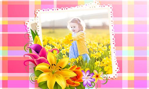 Flowers Photo Frames screenshot 8