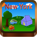 New York Campgrounds icon
