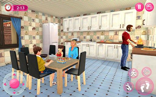 Virtual Family - Happy Life Dad Mom Simulator 2020 apkdebit screenshots 8