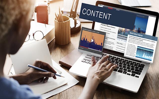 Dịch vụ viết content giá rẻ hcm