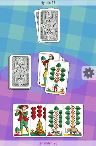 Prší - Karetní hra