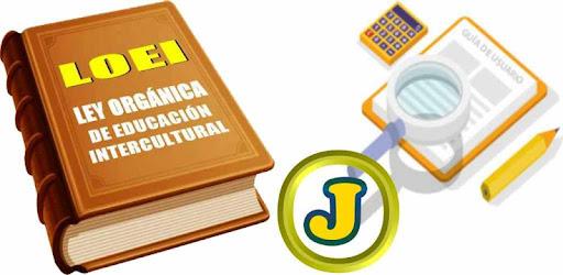 LOEI Ley Orgánica de Educación Intercultural - Apps on Google Play