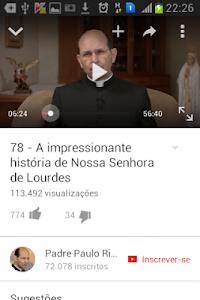 Nossa Senhora de Lourdes screenshot 2