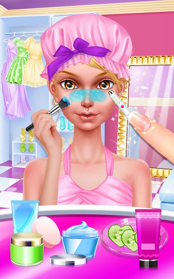 Toy Hair Salon : Fashion doll hair salon android apps on google play
