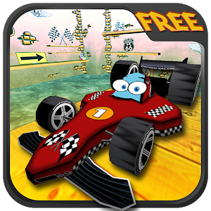 Cartoon Racing Free for PC and MAC