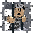 Obby Escape from Prison - Roblx Jigsaw Game