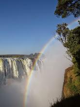 Photo: Victoria Falls, Zimbabwe