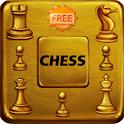 GOLDEN CHESS - SCHACH (FREE) icon