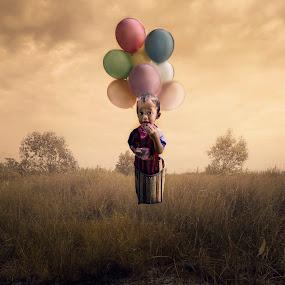 flying by Chua Chung nam - Digital Art People