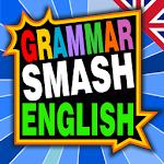 Grammar Smash English - Basic ESL Lessons & Course Icon
