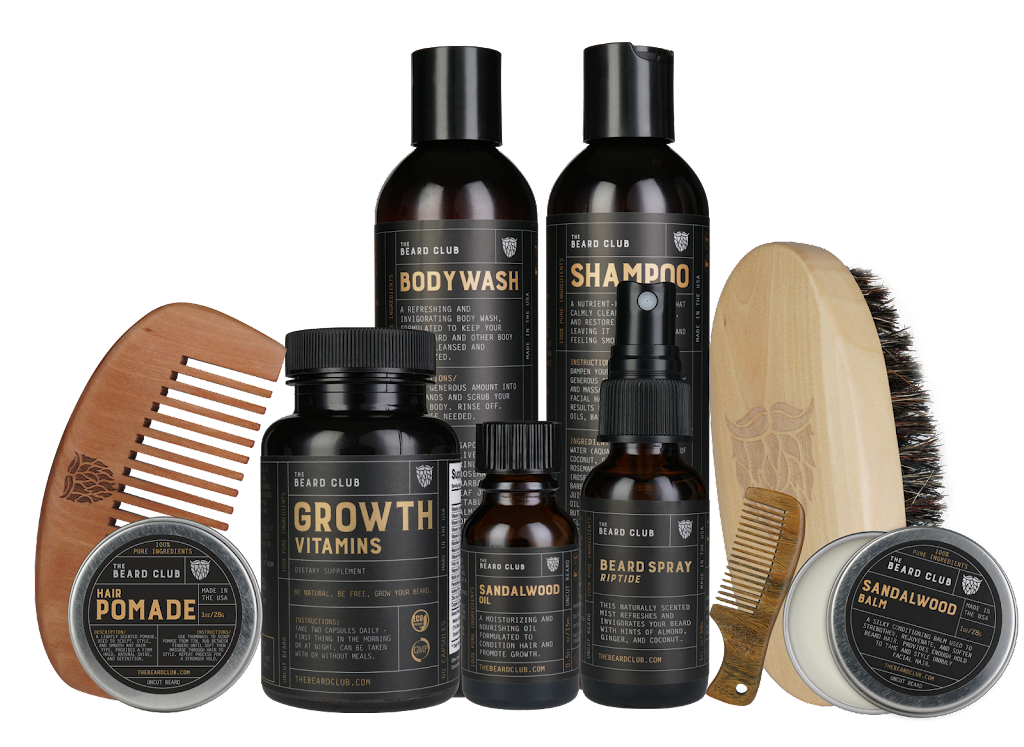 Image result for the beard club best men's grooming subscription