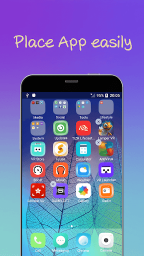 iLauncher os13 theme for phone x 3.10.1 screenshots 6