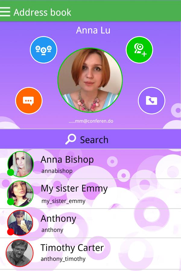 Conferendo Free Videochat- screenshot