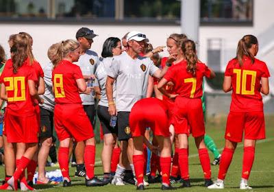 Les jeunes Red Flames ont joué une rencontre intéressante contre le Club de Bruges