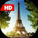 Free HD Paris Wallpaper icon
