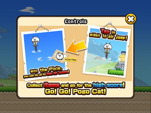 Go! Go! Pogo Cat android2mod screenshots 12