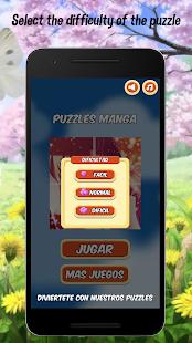 Download Puzzle Comic Manga Anime Otaku For PC Windows and Mac apk screenshot 2
