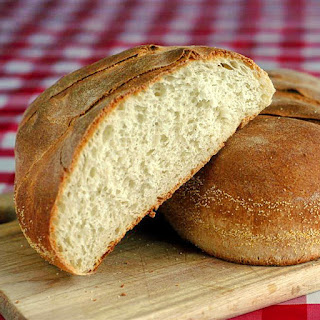 Easy Sourdough Bread.