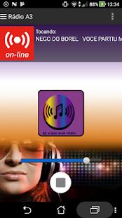 Rádio A3 - náhled
