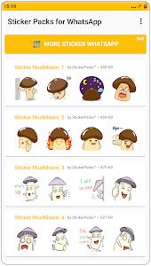 Unduh Mushroom Stickers For Whatsapp Apk Versi Terbaru 1 0 0 Untuk