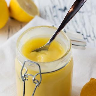 Easy Lemon Curd.