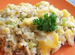 Touch Of Asia Rice Dish Recipe