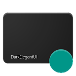 DarkElegantUi - CM13/CM12 v7.6
