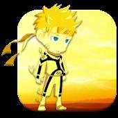 Ninja : Golden Naruto