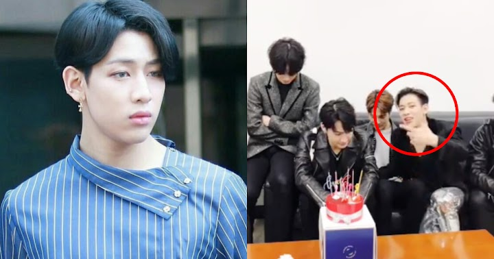 GOT7 BamBam Responds To Accusations Claiming He Called JB