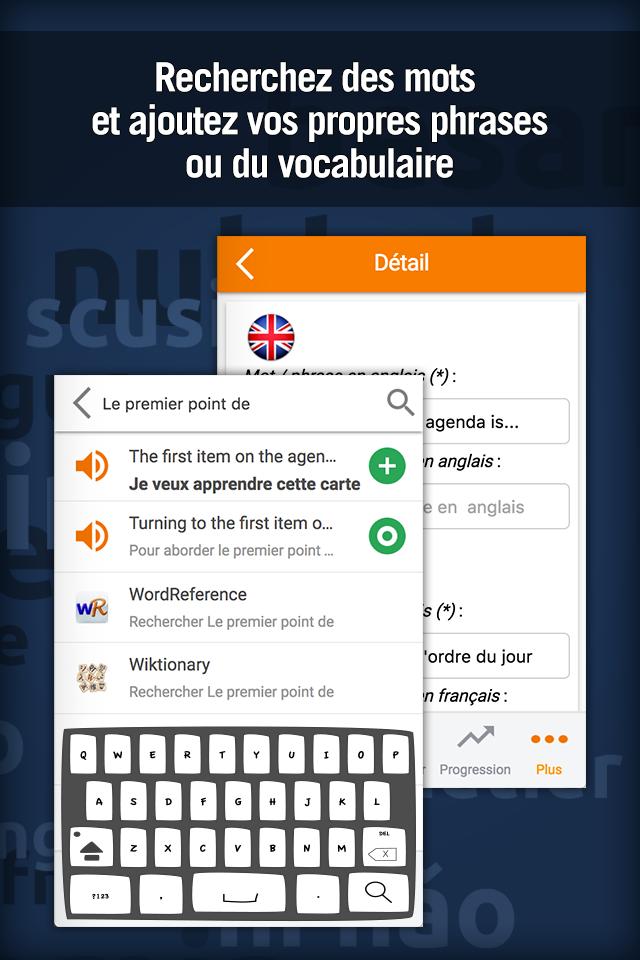 Apprendre l'Anglais Business Screenshot 4