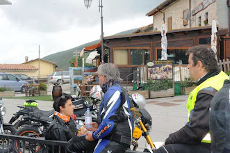 Photo: 11 giugno sabato - seconda sosta GrisoGiro - Castelluccio