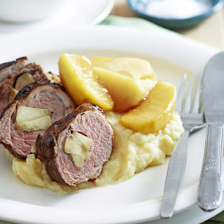 Pork Tenderloin Stuffed with Apple