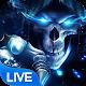 Flaming Grim Reaper Live Wallpaper Download for PC Windows 10/8/7