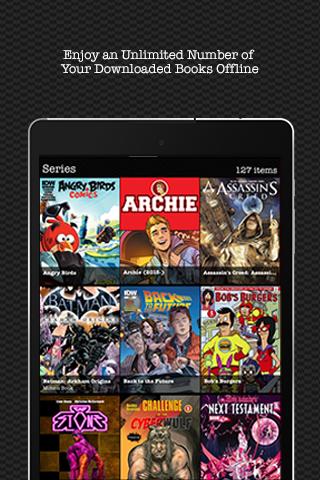 Madefire Comics & Motion Books screenshot #2