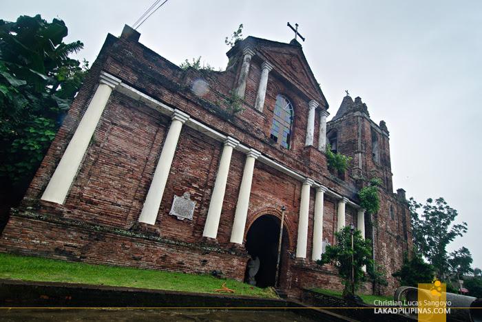 Lal-Lo Church Cagayan Facade