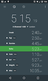Prayer time, Azan & Qibla Apk Download Free for PC, smart TV