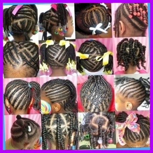 Kids Hairstyle & Braids ❤❤❤❤❤
